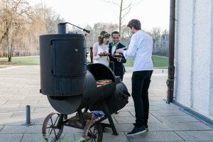 Rolling Taste BBQ Catering in Hamburg